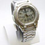 カシオ腕時計マイコレクション!データバンク ツインセプター ABX-62