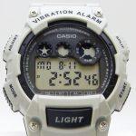 バイブでアラームを通知!カシオ・スポーツ W-735H-8A2