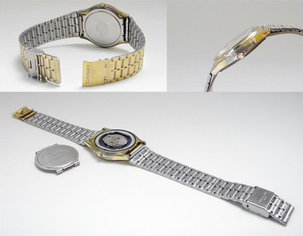 カシオ腕時計 MQ-514GAJ-9A