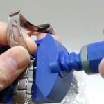 工具があれば、腕時計のベルト調整は自分でできる!