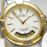 カシオ腕時計マイコレクション!スティングSTN-401W
