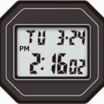 Gショック5600風フリーデスクトップ時計(正式版Ver1.0)公開!