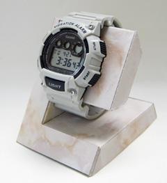 腕時計スタンド(ペーパークラフト)大理石