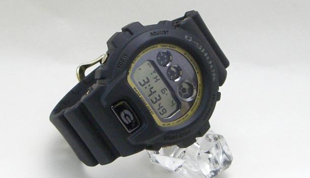 GショックDW-6900MR-1