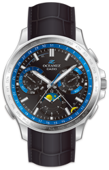オシアナズ・GPSムーンフェイズ OCW-U8000シリーズ