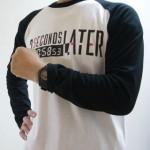 カシオ腕時計マニア専用オリジナルTシャツ完成!