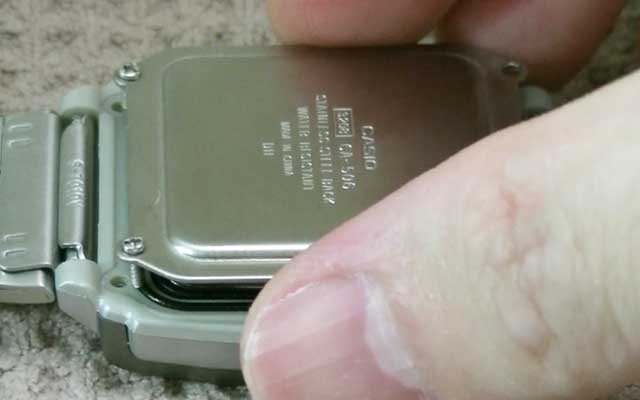 カシオ腕時計 CA-506-1