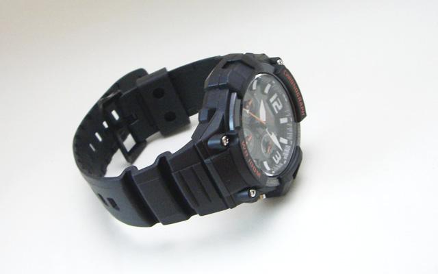 カシオ腕時計 MCW-100H-1A
