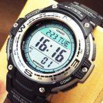 カシオ腕時計レビュー!方位測定機能搭載「SGW-100-1」