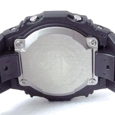 カシオ腕時計GW-M5610BC-1裏蓋
