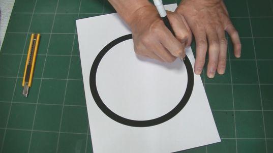 【連載企画】チープカシオ風壁掛け時計をつくる(第1回パーツの切り出し)