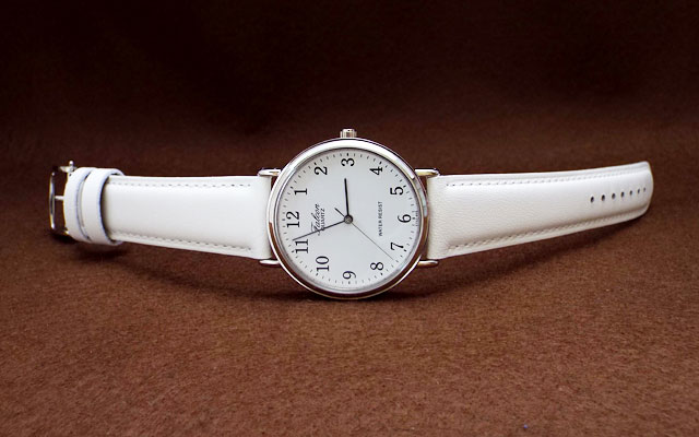 バンビ・スコッチガードでアップグレードしたシチズン腕時計V722-850