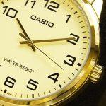 昭和レトロな腕時計!チープカシオ(MTP-V001G-9B)レビュー
