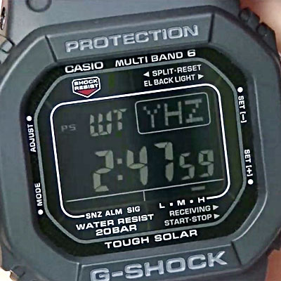 G-SHOCK GW-M5610BC-1