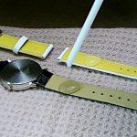 革ベルトの腕時計をオールシーズン(特に夏)楽しむには?