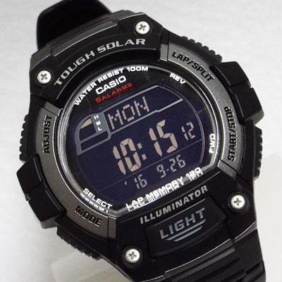 カシオ腕時計W-S220-1A