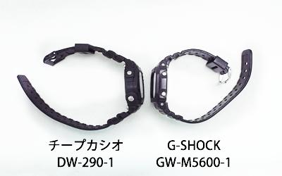 G-SHOCKになれなかったチープカシオDW-290-1レビュー