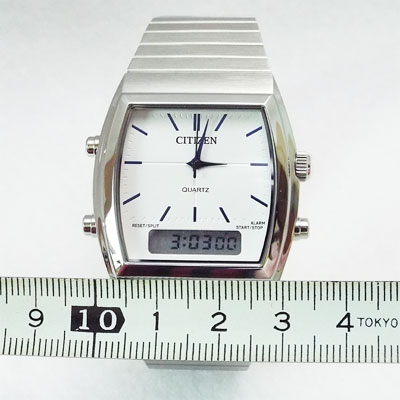 シチズン・アナデジ「JM0540-51A」