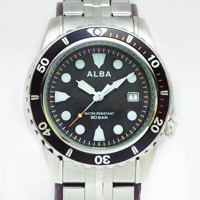 セイコー・アルバ「AQGJ401」