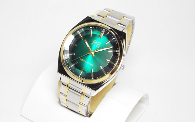 CITIZEN Q&Q QB78-422レビュー