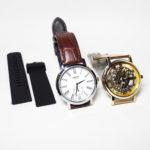 クラシカルなスモールセコンドの腕時計「MTP-E150L-7B」ほかレビュー