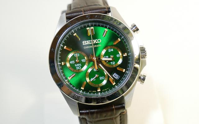 セイコー・スピリット クロノグラフ SEIKO SPIRIT (SEIKO SELECTION) SBRT017