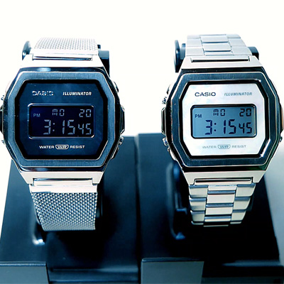 CASIO VINTAGE WATCH A1000 REVIEW