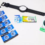 腕時計に最適な電池は?中国・スイス・日本製電池(SR626SW)耐久テスト!